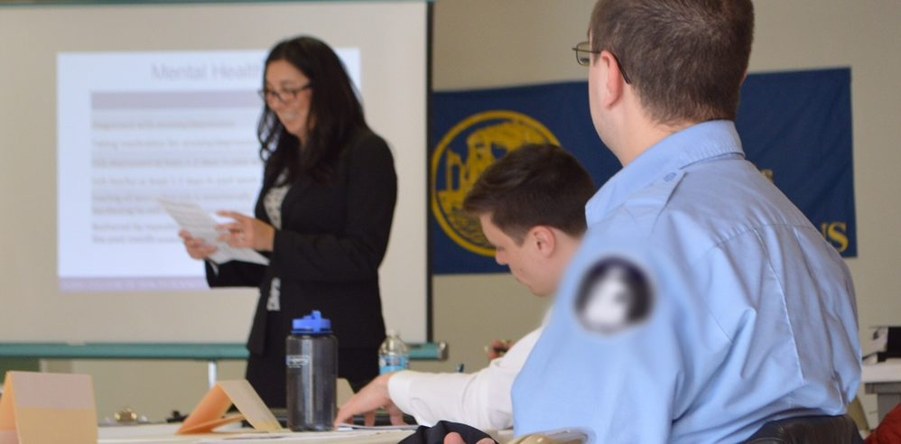 Corrections Officers Participatory Meeting