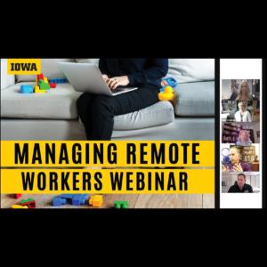 Managing Remote Workers